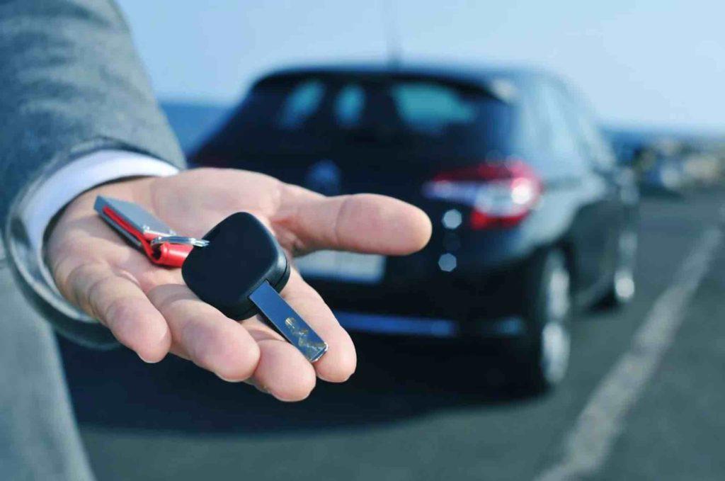 free insurance car rental company