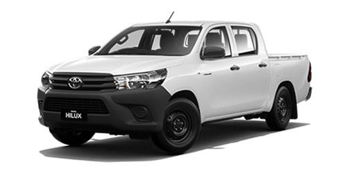 where to rent a hilux 4x2